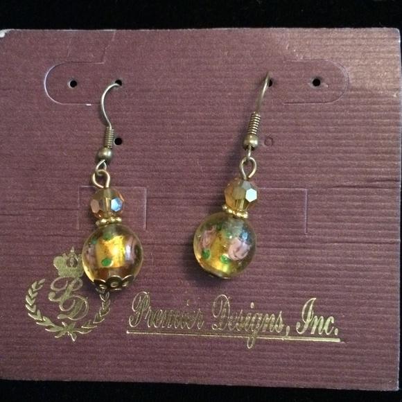 Premier Designs Jewelry - Secret Garden Earrings
